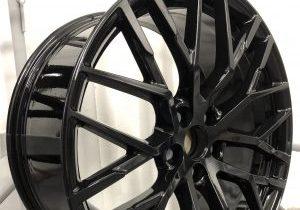 black alloy