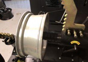 alloy on machine